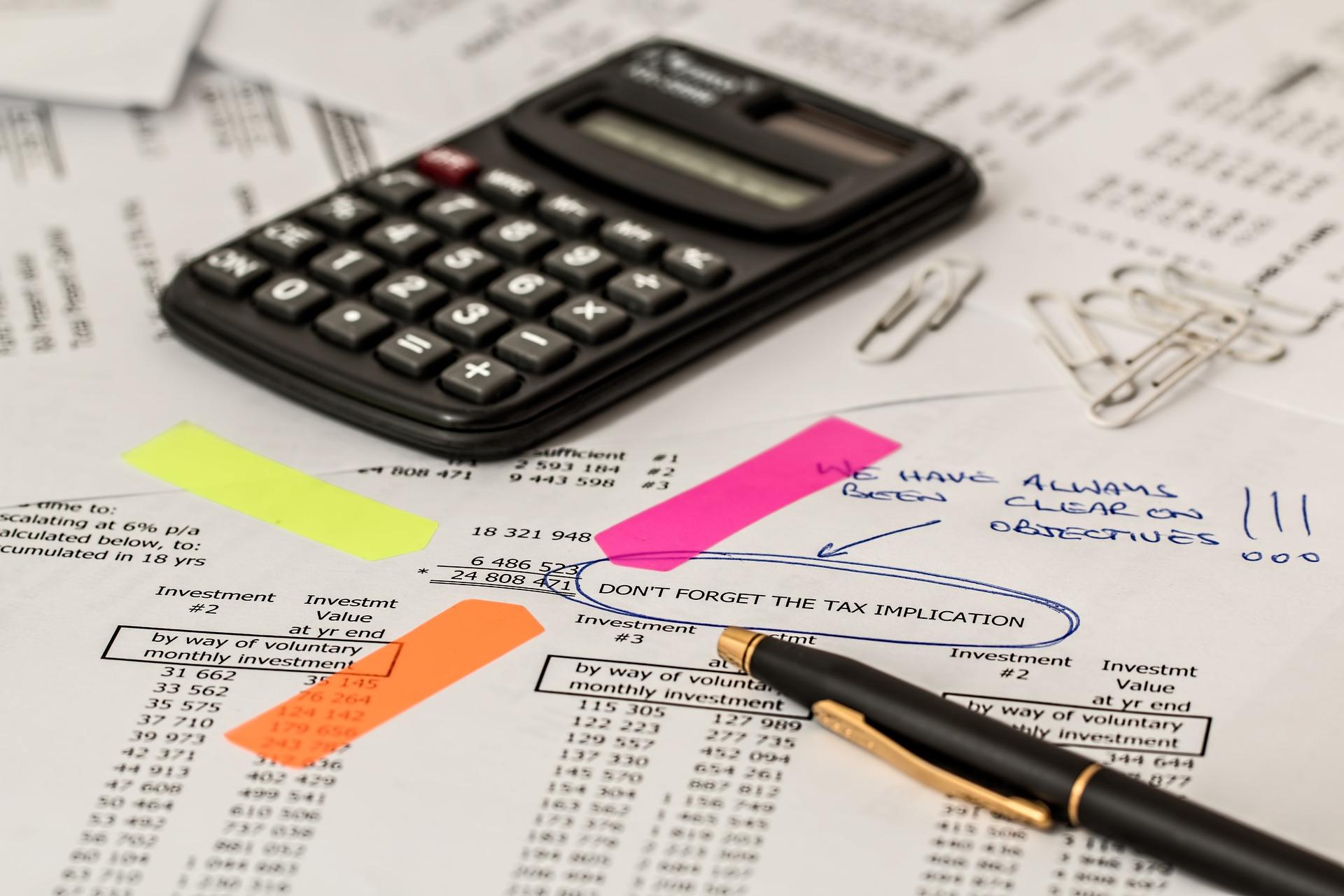 KPiR - księga przychodów i rozchodów